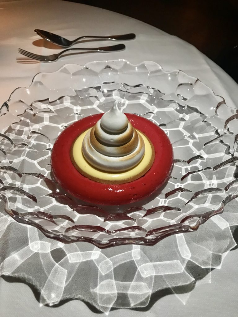food art lemon tart dessert Surf Club