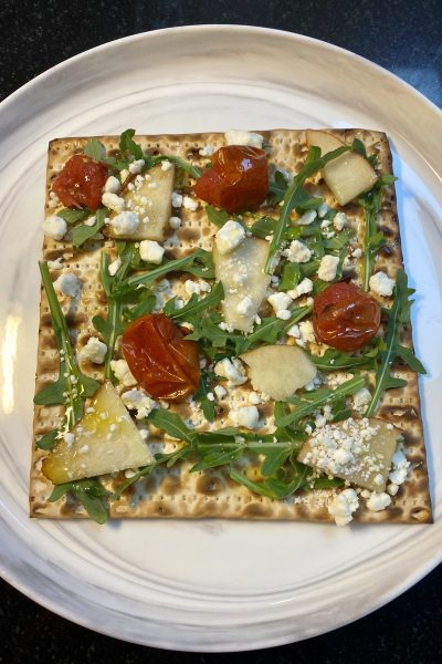 an easy, healthy appetizer recipe