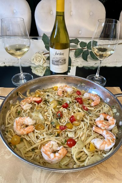 best shrimp pasta recipe